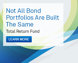 Total Return Fund - Because not all traditional core bond portfolios are built the same