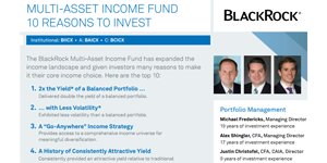 Thumb 10 Reasons Literature: Learn 10 reasons why to invest in Multi-Asset Income Fund
