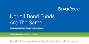 Not all bond funds are built the same.
