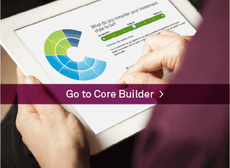 Go to Core Builder