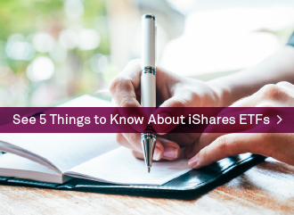 iShares is a leading provider of ETFs