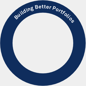 Build better portfolios