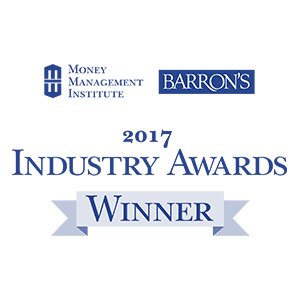 Money Management Institute: Industry Awards Winner
