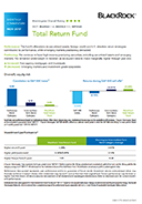 Total Return Fund Monthly Insight